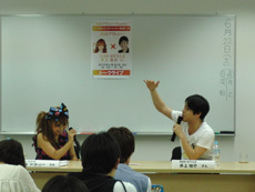 『NON STYLE 井上さん&浜田ブリトニーさんトークショー』